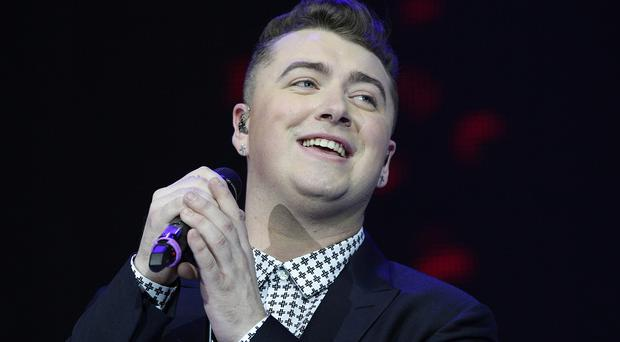 Sam Smith believes music stars can be friends as well as rivals