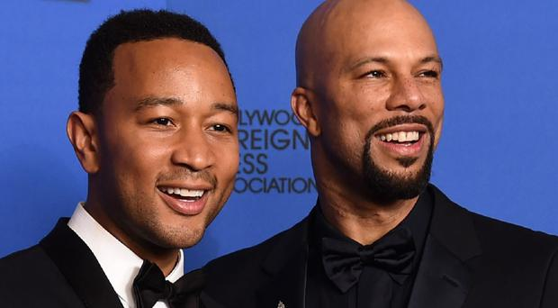 John Legend and Common will sing at the Oscars