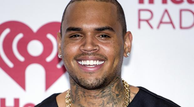Chris Brown's tour has been delayed