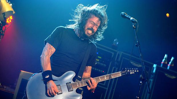 Dave Grohl of Foo Fighters: 'one of the most beautiful experiences of my entire life'