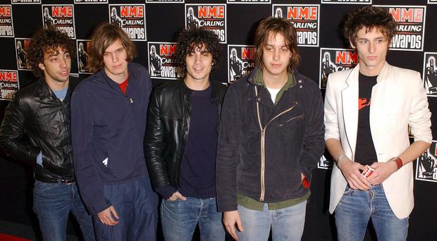 The Strokes will headline the British Summer Time gigs in Hyde Park