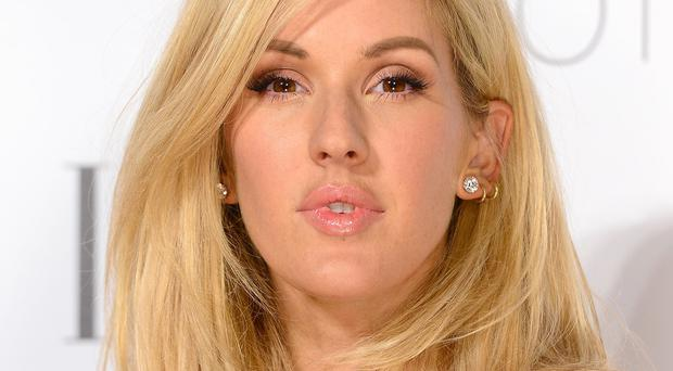 Ellie Goulding will be supporting Calvin Harris at the festival
