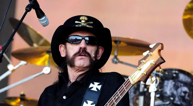 Lemmy is bringing Motorhead to the Eden Project