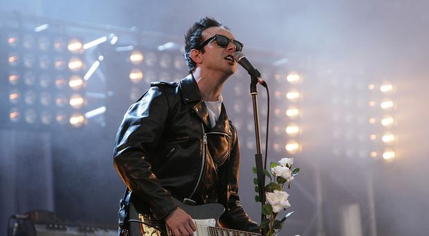 James Allan said he is 'excited' at the prospect of Glasvegas taking part in the Magners Summer Nights festival