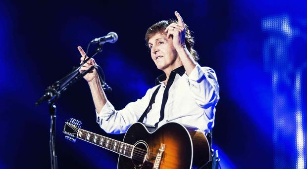 Paul McCartney Gets 'Raunchy' On New Song 'Fuh You'
