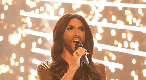 Conchita Wurst grabbed glory for Austria in the Eurovision Song Contest