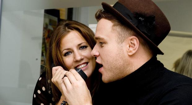 Olly Murs would replace Dermot O'Leary on The X Factor - if he could work with Caroline Flack