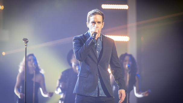 Stevie McCrorie is the winner of The Voice 2015