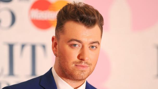 Sam Smith is leading British hopes at the Billboard awards