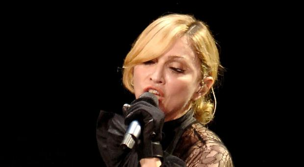 Madonna took the song to the top of the charts in 2000