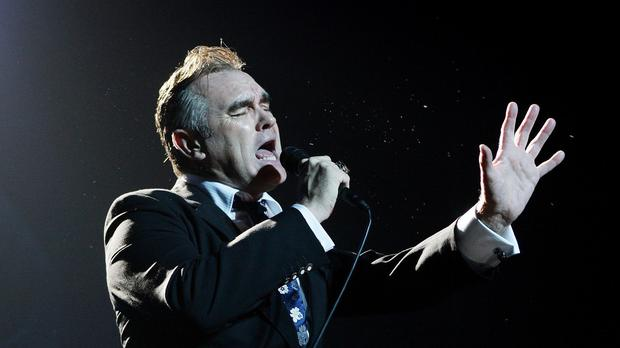 Morrissey has launched an attack on Glastonbury founder Michael Eavis
