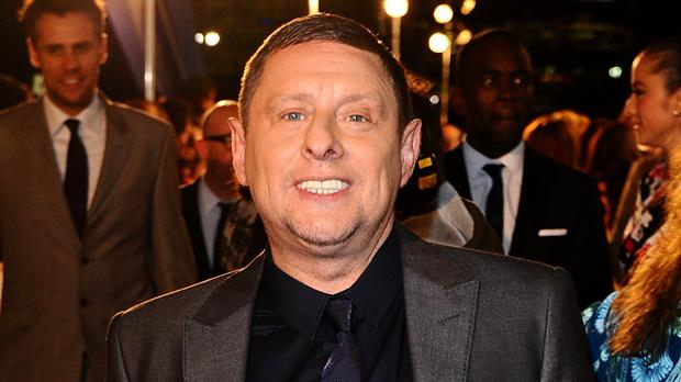 Shaun Ryder said he was looking forward to the tour