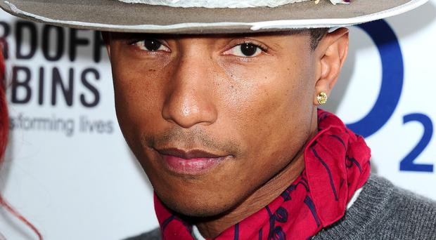 Pharrell Williams is one of the latest names to be added to the bill for this year's festival