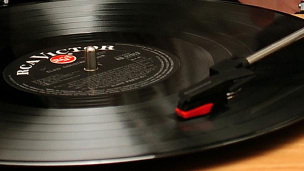 Vinyl albums have staged a surprise fightback