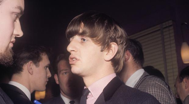Ringo Starr is joining rock and roll's hall of fame