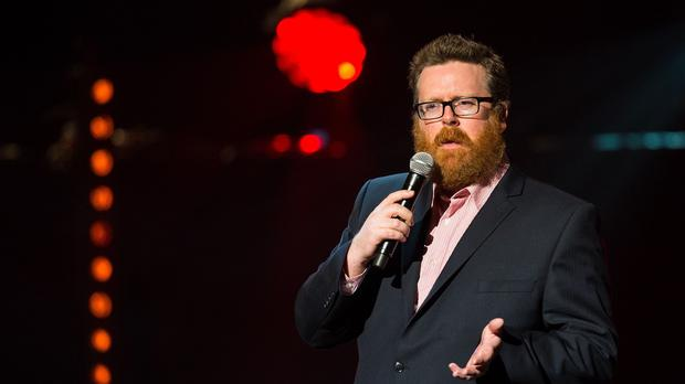 Frankie Boyle is to appear at V Festival
