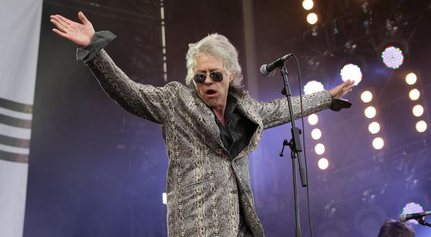 Bob Geldof and the Boomtown Rats have been added to the festival line-up