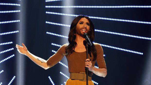 Conchita Wurst triumphed for Austria last year