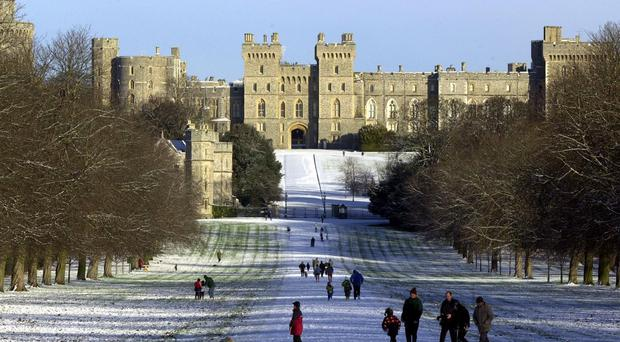 Windsor Castle will stage the Queen's 90th birthday event