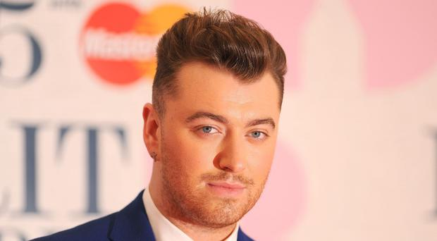 Sam Smith is nominated for top artist, top male artist and top album
