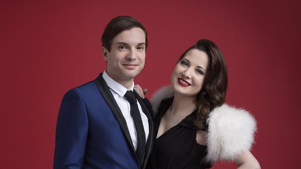 Electro Velvet will represent the UK at the Eurovision Song Contest