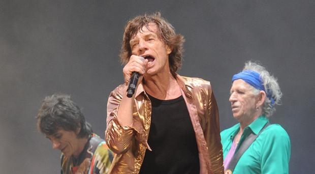 The Rolling Stones fielded questions on Twitter