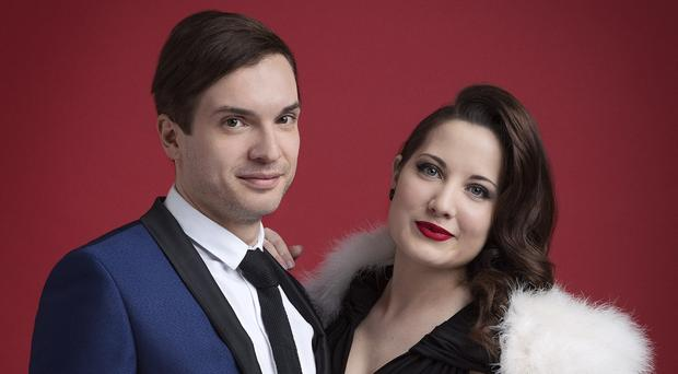 Alex Larke and Bianca Nicholas of Electro Velvet will represent the UK at this year's Eurovision Song Contest finals with the song Still In Love With You