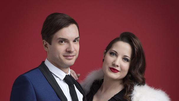 Alex Larke and Bianca Nicholas of Electro Velvet will represent the UK at this year's Eurovision Song Contest finals with the song Still In Love With You.