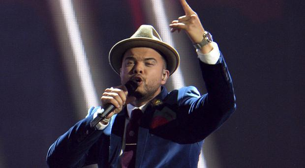 Guy Sebastian is representing Australia with Tonight Again at Eurovision (AP)