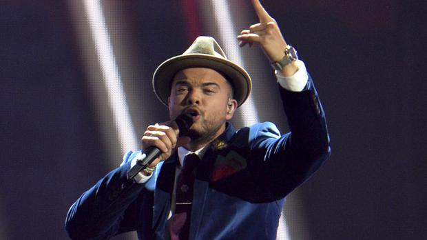 Guy Sebastian represented Australia with Tonight Again at Eurovision (AP)