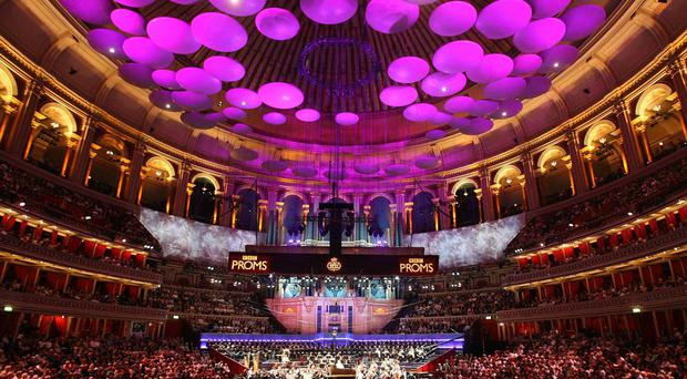The Proms has a new director