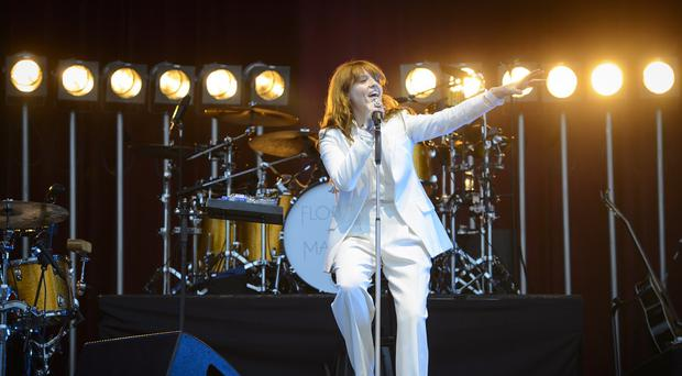 Florence Welch said she has reappraised her life after a