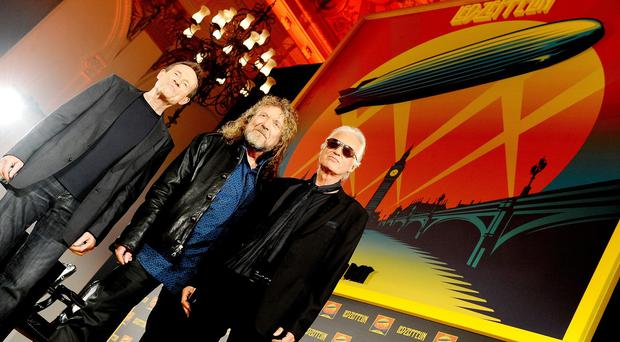 Led Zeppelin's last three studio albums - Presence, In Through The Out Door and Coda - have been remastered and will be released next month