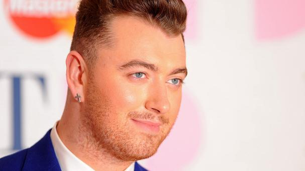 Sam Smith is among the British acts that account for one in seven album sales around the world