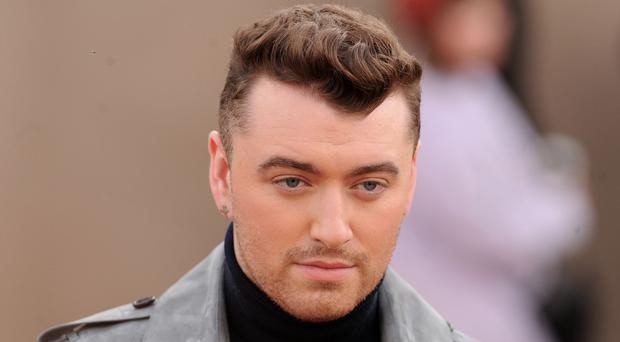 Sam Smith has had problems with his vocal cords