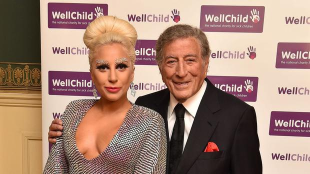Lady Gaga and Tony Bennett have been performing numbers from their Cheek to Cheek jazz album