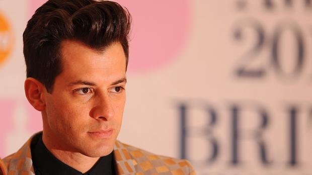 Mark Ronson said he was turned down by some of the artists he wanted
