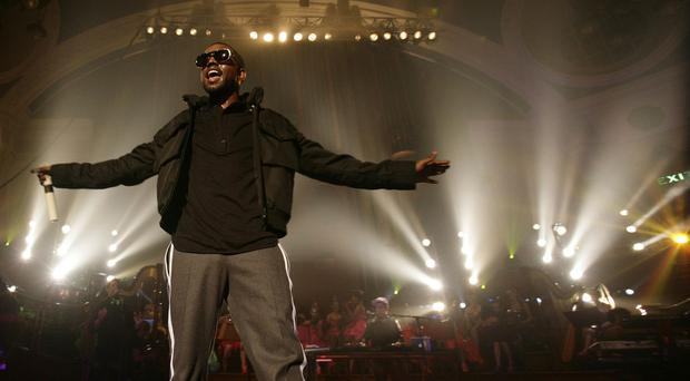 Kanye West will perform on the Pyramid stage at Glastonbury