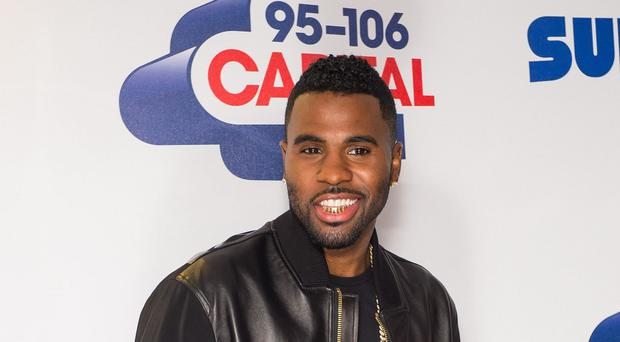 Jason Derulo is enjoying a long spell at the top
