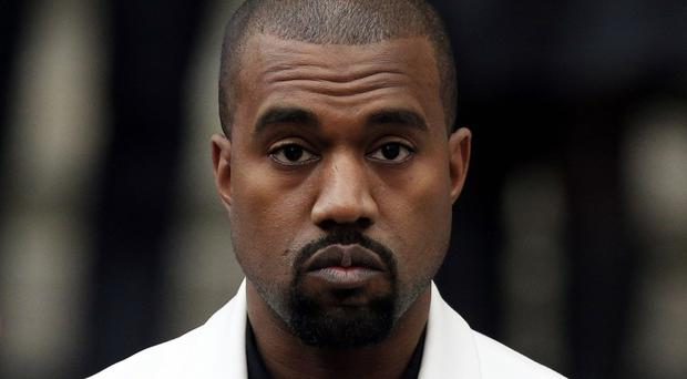 Kanye West is due to headline this year's Glastonbury Festival