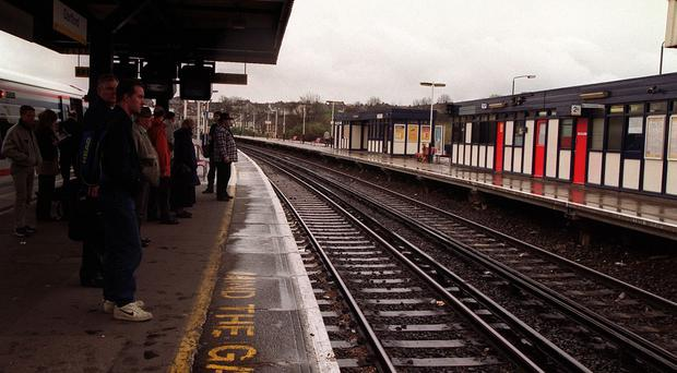 Dartford Station is said to be where Mick Jagger met Keith Richards