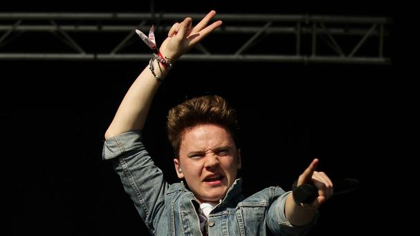 Conor Maynard has been added to the line-up at V Festival