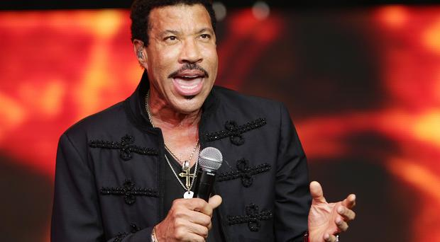 Lionel Richie is back at the top of the album charts after 23 years