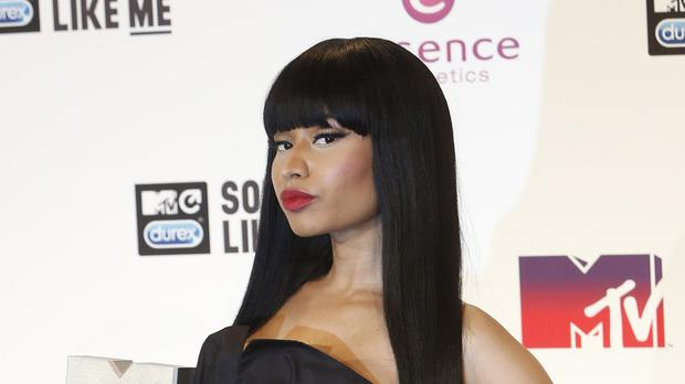 Nicki Minaj was due to appear at Wireless Festival