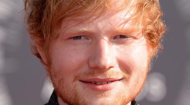 Ed Sheeran's latest album looks set to stay at the top of the charts this week