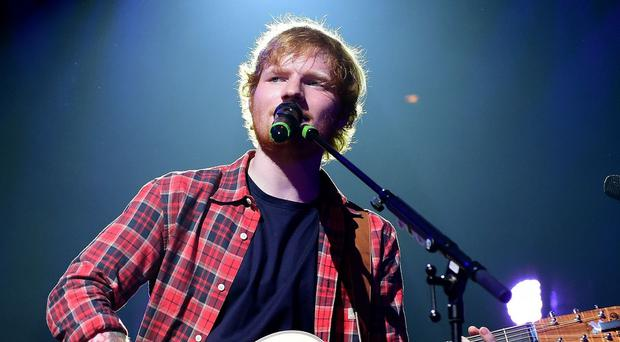 Ed Sheeran performed a surprise gig at the Latitude festival