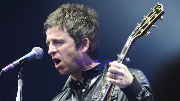 Ex-Oasis frontman Noel Gallagher closed the Latitude festival