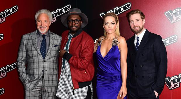 Rita Ora has defected from The Voice to The X Factor