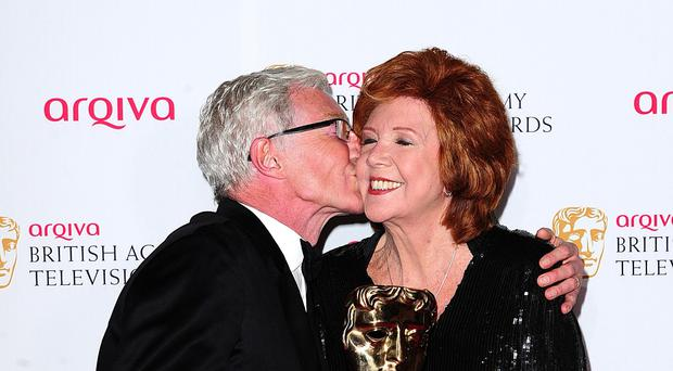 Paul O'Grady and Cilla Black were good friends