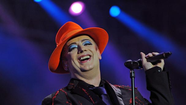 Boy George is joining The Voice as a judge